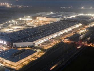 """特斯拉上海超级工厂全力""""赶工"""" 外媒称已进入Plaid模式"""