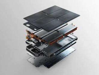 电芯混合排布,蔚来发布三元铁锂电池包
